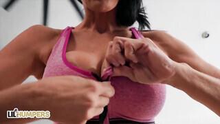 Fitness pornó